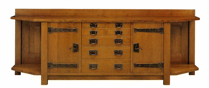 G Stickley Columbus Ave Sideboard 150