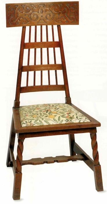 Rohlfs Desk 150 Liberty Co Mahogany Chair